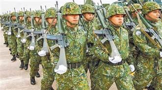 國軍體位標準修訂 男性身高154-157要當兵