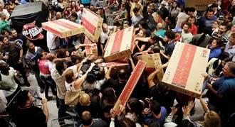 陸貨運業者頻中招 陸專家: 「黑五」購物要節制了