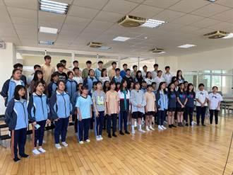 六龜高中合唱團攜手南藝大錄製「中學版國歌」 公開分享