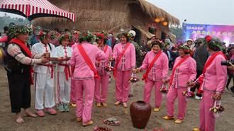 找回消失的平埔族文化 屏東3馬卡道族部落辦夜祭