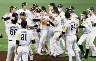 日職》44如意 軟銀4連勝橫掃巨人 日本大賽4連霸