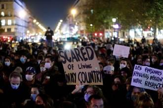 阿富汗難民:我以為法國講人道主義 直到警察打我