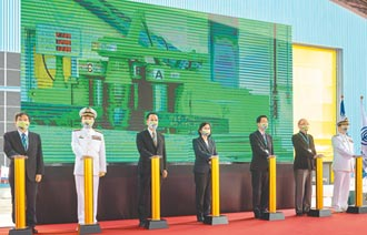 MIT首艘潛艦 2025交予海軍