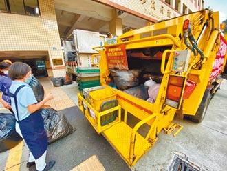 500輛柴油垃圾車 惡化高雄空汙