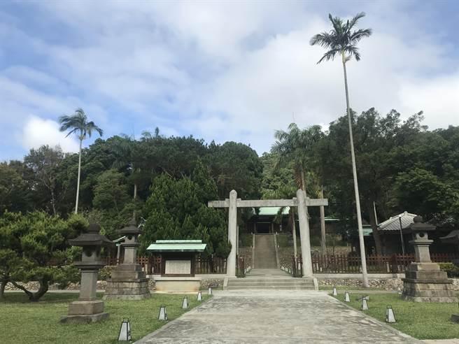 參觀神社不必去日本,還可以體驗大和解!(圖/愛傳媒 提供)