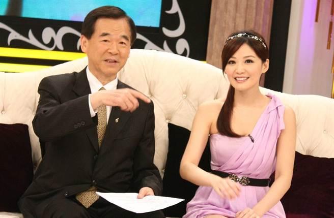 王應傑女兒是知名前主播王怡仁。(圖/本報系資料照)
