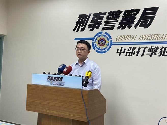 警方經過4個月的追查偵辦,查獲吳姓為首等17人詐欺集團。(盧金足攝)