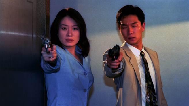 許多觀眾仍記得趙英華與謝祖武在《台灣靈異事件》的精湛演出。(圖/中時資料照)