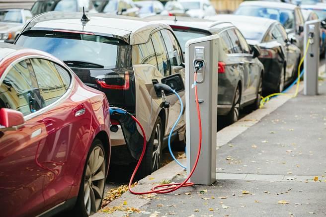大陸防範新能源車產能過剩,著手調查恆大、寶能。(shutterstock)