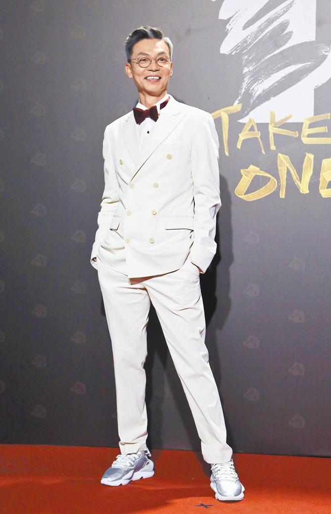 新加坡男星李國煌的穿衣好品味,讓大家有目共賭。(本報資料照片)