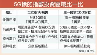 5G ETF全球化布局 4勢如意