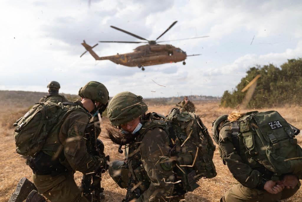 據美媒《Axios》引述多名以色列官員說法報導,以色列國防軍近期數周已收到指示,要針對川普離開白宮前,可能對伊朗發起攻擊做好相關準備。圖為以色列國防軍。(圖取自以色列國防軍臉書)