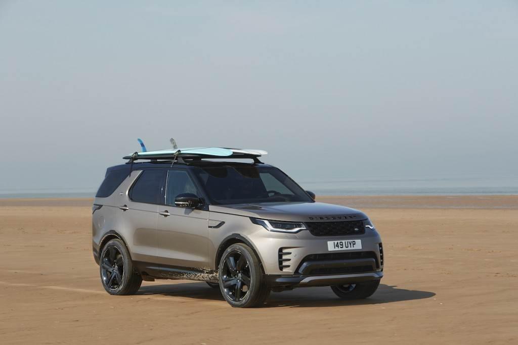 動力系統總成與平台進行全面升級,Land Rover Discovery 小改款亮相