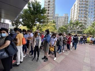 SOGO百貨天母店週年慶壓軸登場 首日業績1.9億元創新高