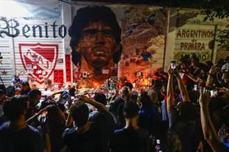 足球》馬拉度納逝世 梅西哀悼:他永遠與我們同在
