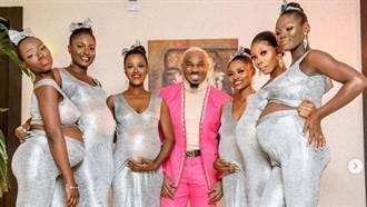 花心男帶6孕婦參加婚禮「種都我的」曝多人共浴淫片