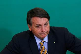 巴西總統之子發文批中國5G 各界憂陷外交危機