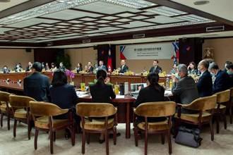 續推4領域合作 台以經技合作會議簽署標檢合作協定