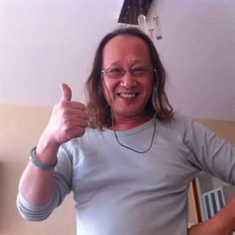 祭拜完高以翔  謝金燕音樂製作人63歲呂曉棟墓園旁猝死