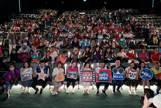 樹林秀泰公益放映《孤味》 陳淑芳、侯友宜與300位市民互動觀影