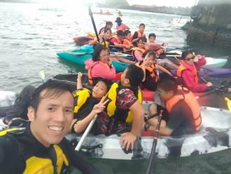 體育署推展戶外水域運動教育 讓學生安全地親近海洋