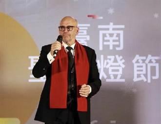 荷蘭美聲歌手馬丁再訪台南 歌聲慰人心