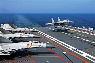 加速培養航母艦載戰機飛行員 陸國防部:改裝、生產雙模式並行