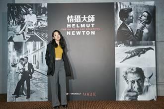 姚以緹、李沐、邱偲琹帥氣致敬情色時尚傳奇攝影師紐頓