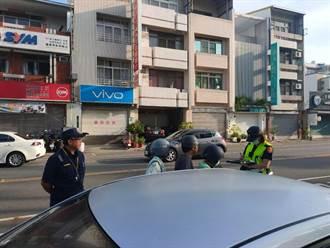 酒駕零容忍 台南警「不定時、不定點」巡邏攔檢大執法