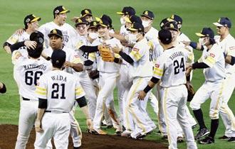 無敵軟銀 日本大賽4連霸