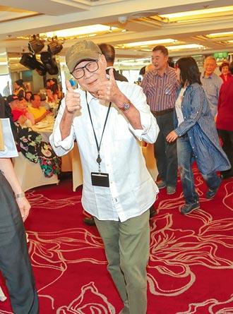 85歲林福地拍電視告別作