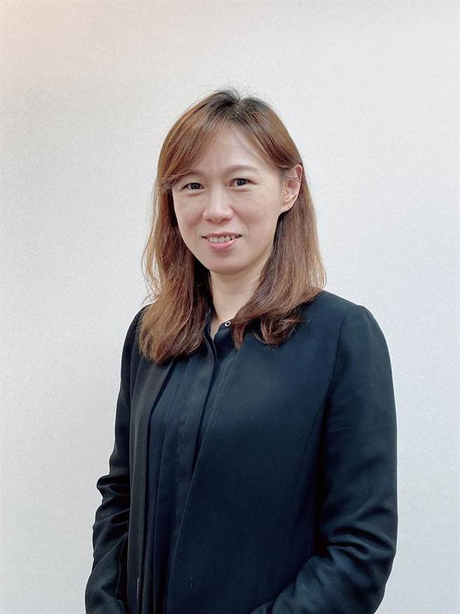 綠界科技明年營運看旺,圖為綠界科技董事長林雪慧。圖/劉季清