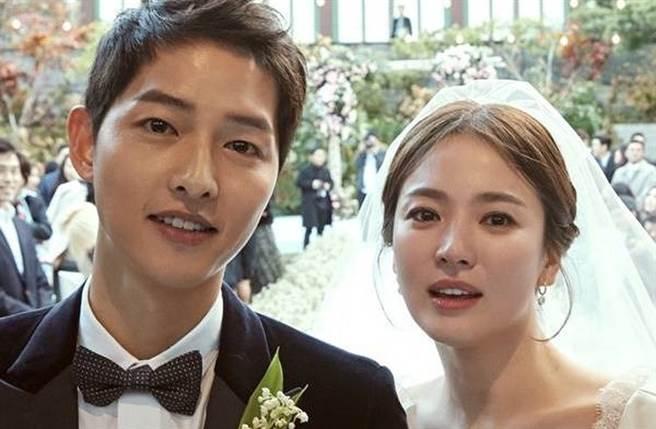 雙宋2019年離婚震撼演藝圈。(取自IG)