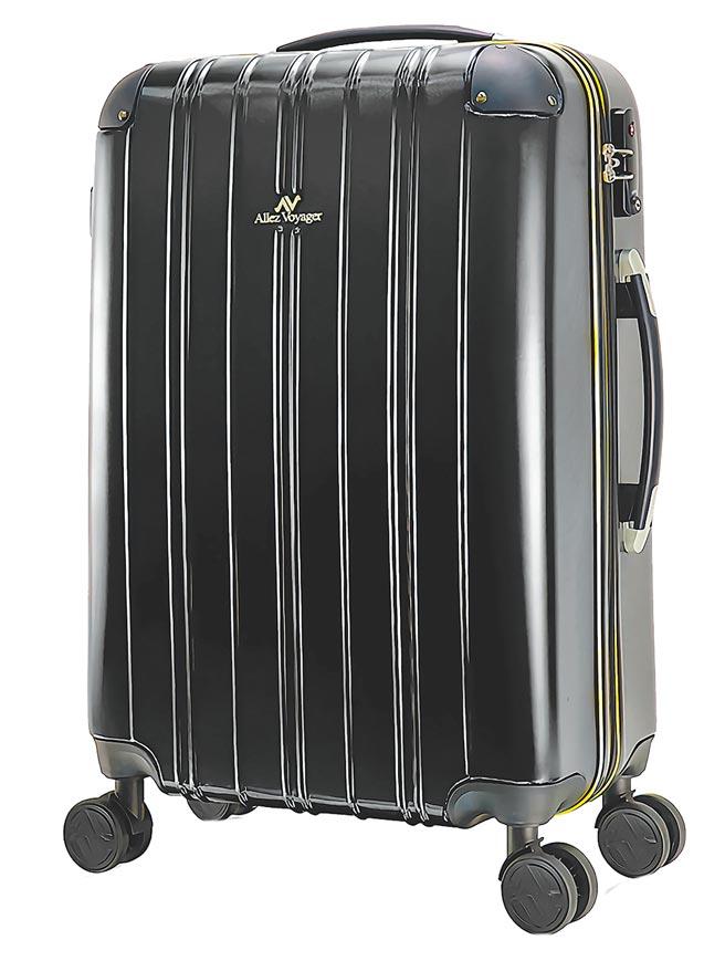奧莉薇閣28吋PC硬殼尊藏典爵系列行李箱,原價7880元,30日前特價1999元,加碼送防塵套。(Yahoo奇摩超級商城提供)