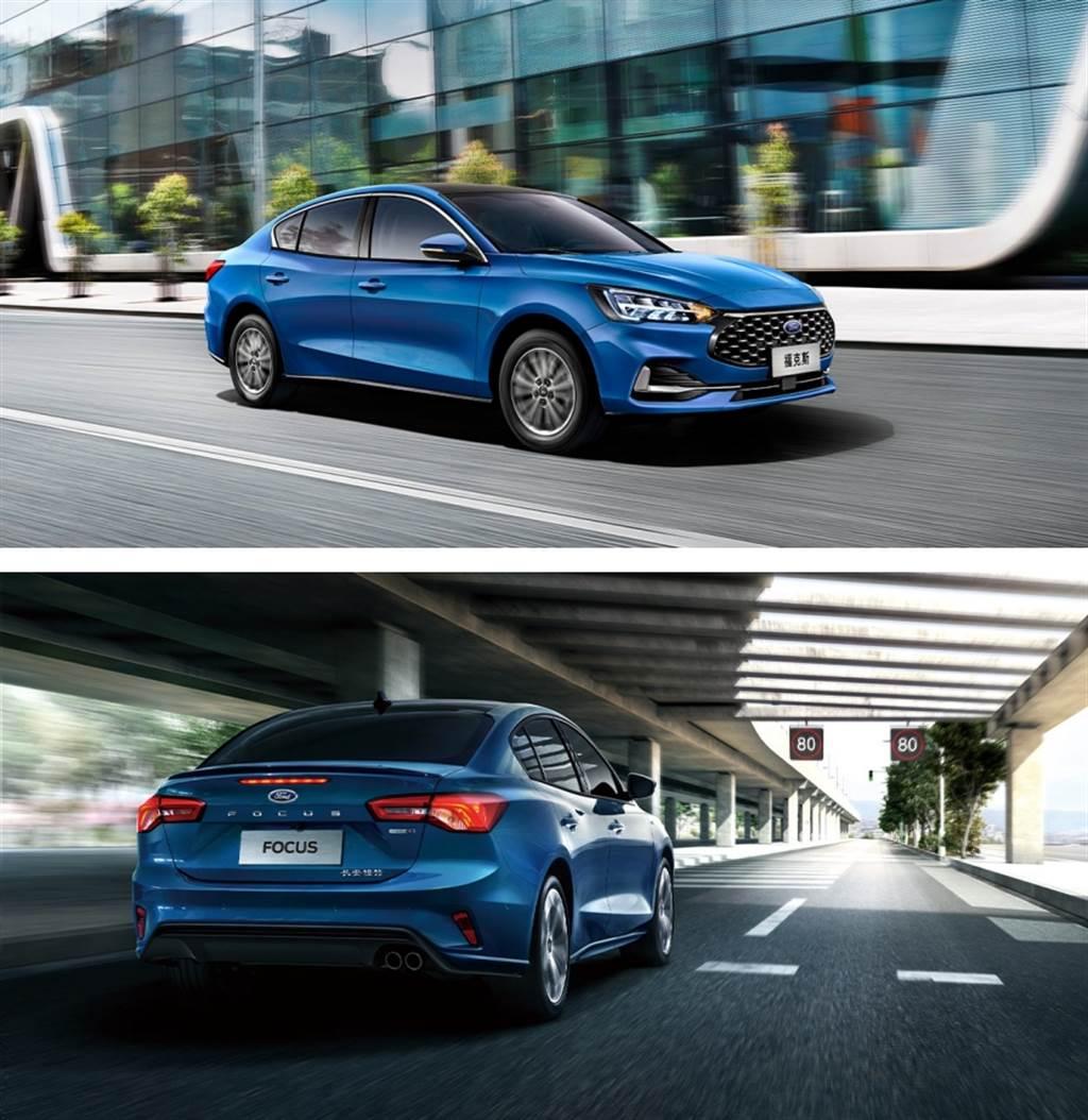 2020廣州車展:長安福特 Ford Focus 內外小幅修改、同步推出 Active Wagon「獵裝版」