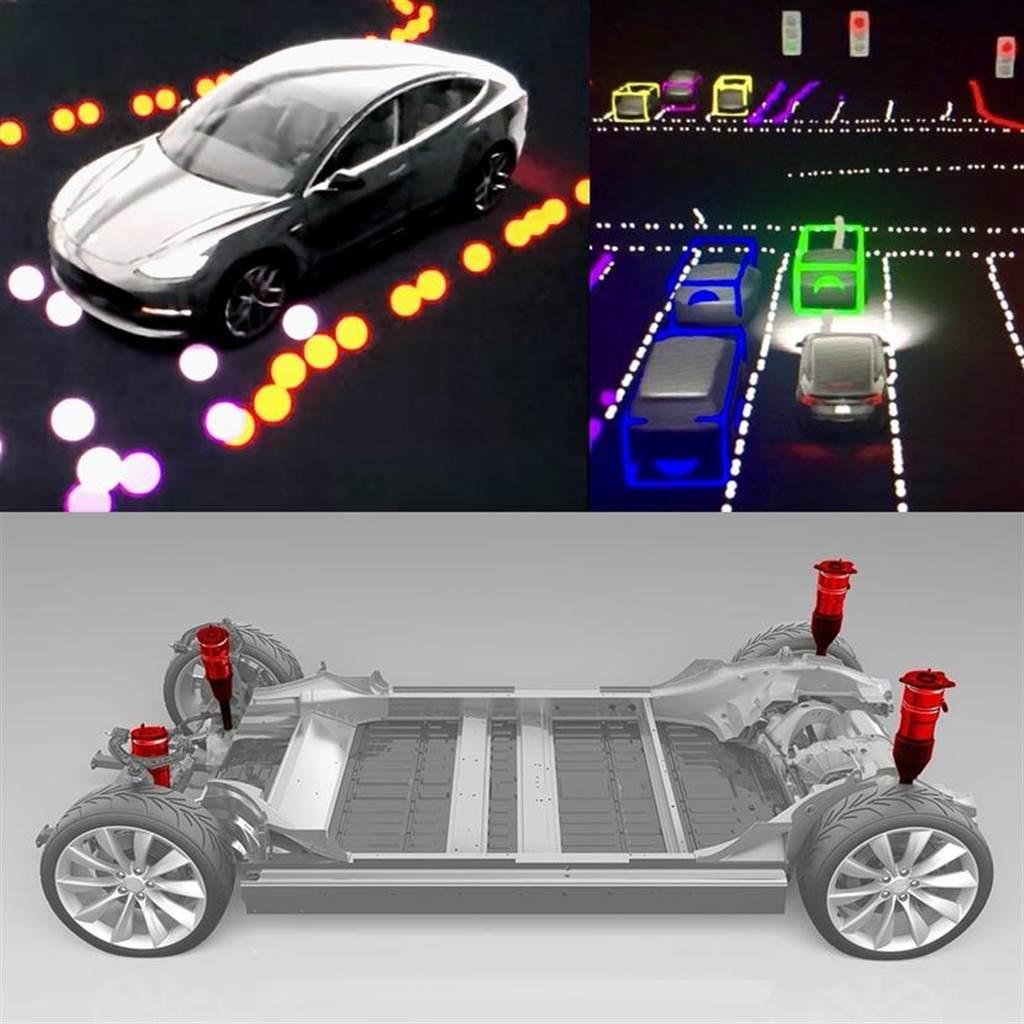 特斯拉氣壓懸吊變聰明!未來將與 FSD 智慧連動,具備更好的路面駕馭能力與行車舒適性
