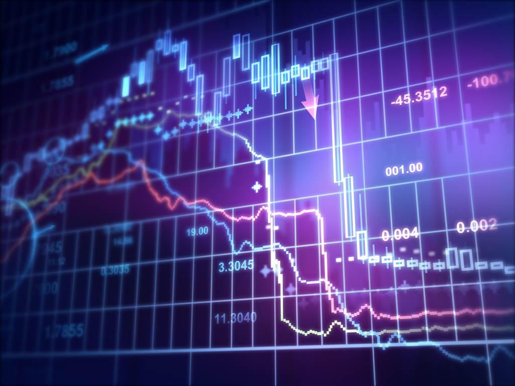 鄧特預估明年前4個月美股將崩跌40%。(示意圖/達志影像shutterstock)