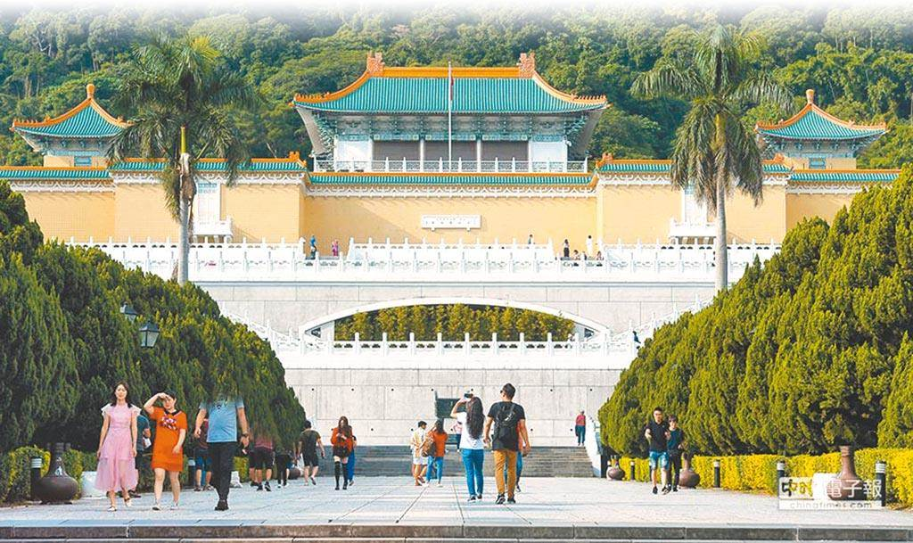 故宮博物院傳出將改隸文化部,更名「華夏博物館」,由隸屬行政院的二級機關轉為三級機關。(本報資料照)