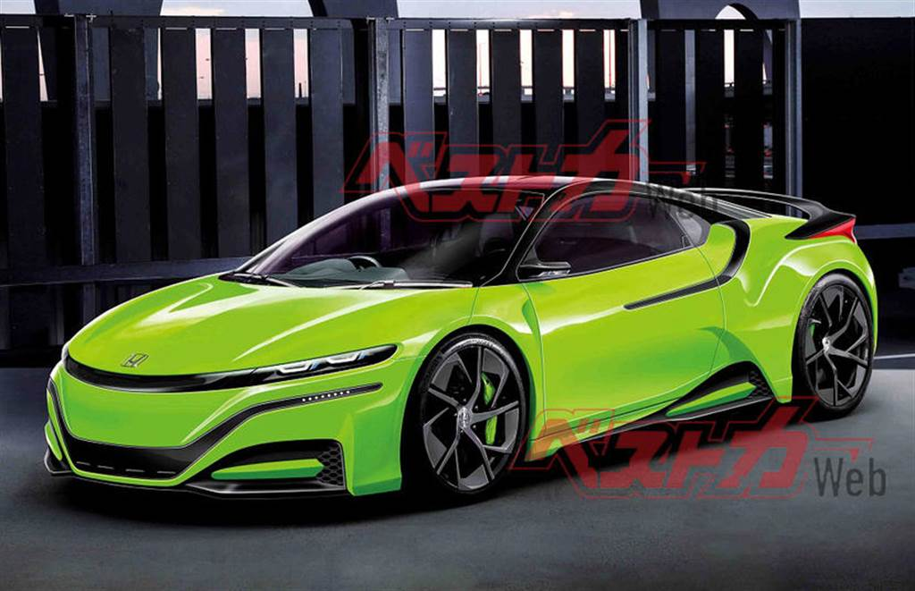 Honda CR-V 純電動力版可能在 2024 年問世,要「打敗 Taycan」的 NSX 電動跑車開發中?