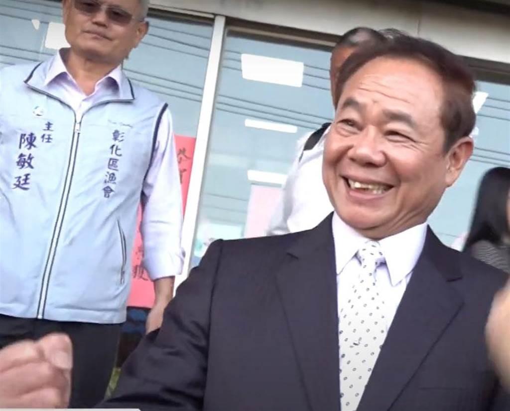 彰化區漁會總幹事登記陳諸讚無敵手,連任16年再拚新高峰。(吳敏菁攝)