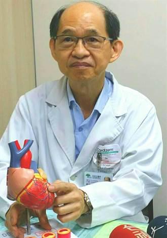 水電師清早呼吸困難冒冷汗 就診發現是急性心肌梗塞