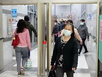 防疫升級!12/1起進出嘉義市府全程配戴口罩
