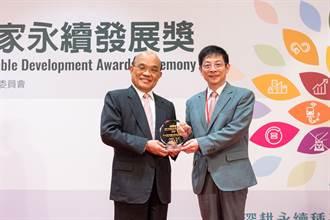 最高榮譽! 玉山銀行榮獲「國家永續發展獎」