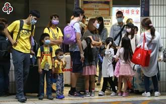 秋冬防疫專案12月1日起 未戴口罩禁入雙鐵車站
