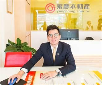 從住商不動產轉招到永慶  林晃誠團隊4個月締造2100萬元業績