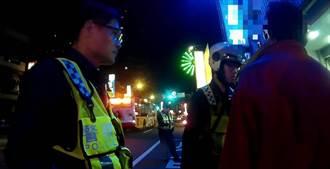 欠當舖1萬元未還當街遭擄毆打 警出動快打部隊將犯嫌送辦