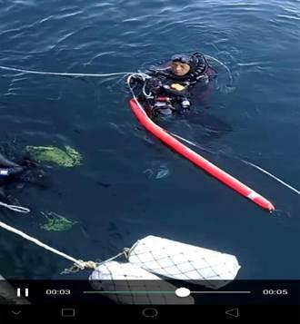 福建漁船救助4台灣潛水員 國台辦披露細節