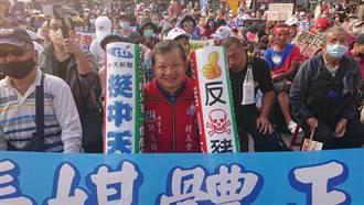反關台、挺中天廟口開講 謝龍介呼籲賴清德發揮政治良心 捍衛言論自由
