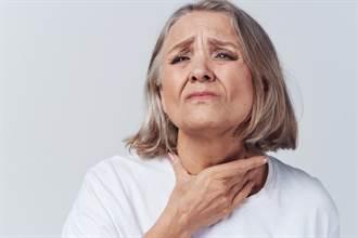 婦人喉嚨痛脖子突腫一包 竟是子宮頸癌 醫嘆:已第四期
