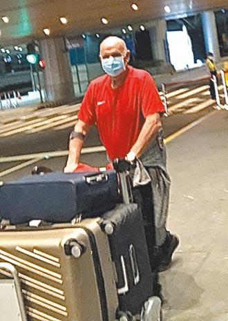 荷蘭美聲歌手馬丁 再訪台南